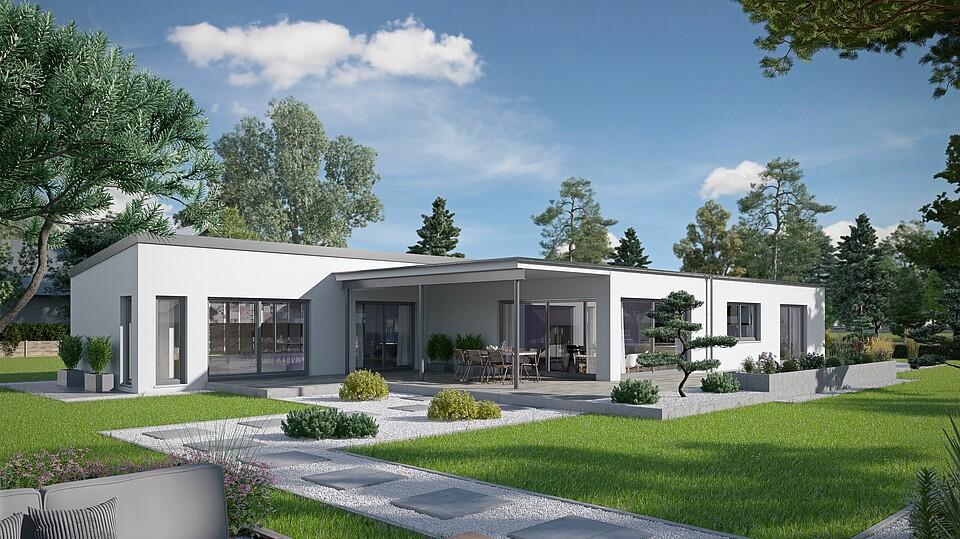 Barrierefreies Haus bauen   HANSE HAUS Fertighaus