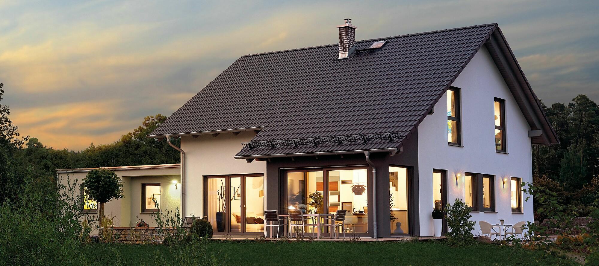 Fertighaus Variant 35 154 Hanse Haus