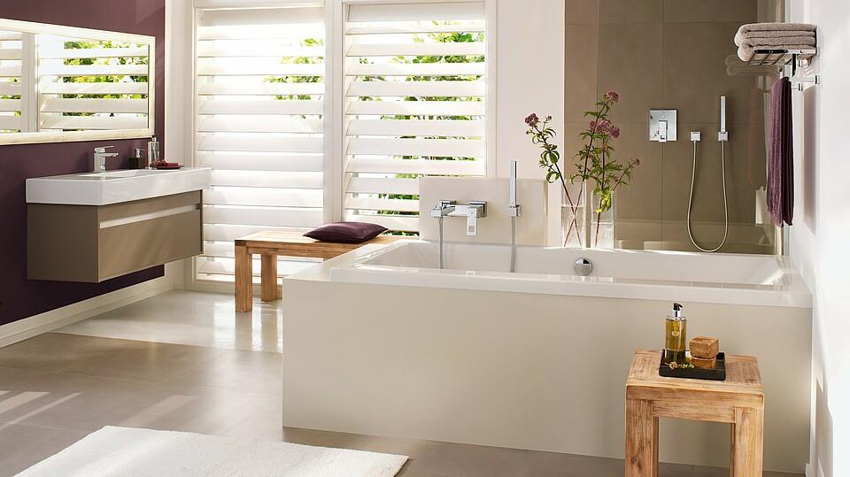 vorbemusterung der hausausstattung hanse haus fertighaus. Black Bedroom Furniture Sets. Home Design Ideas