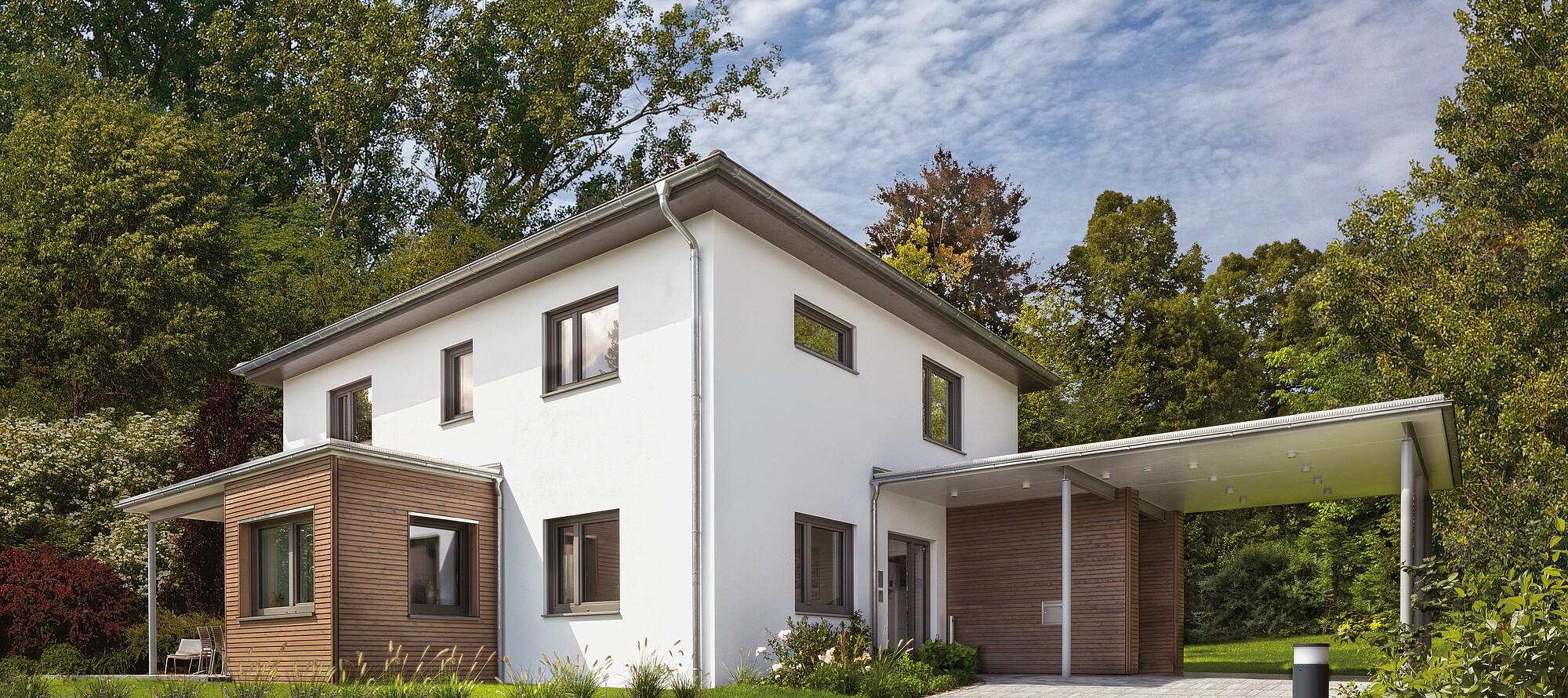Fertighaus Villa 177 Hanse Haus