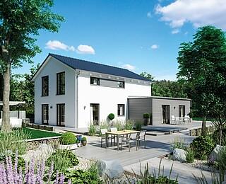 barrierefreies haus bauen hanse haus fertighaus. Black Bedroom Furniture Sets. Home Design Ideas