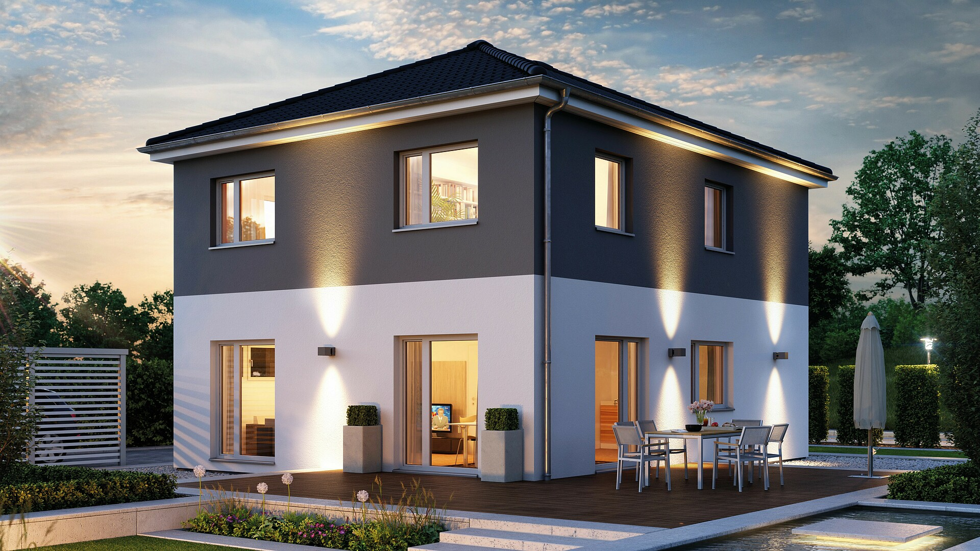The Prefabricated Villa From Our Toscana House To Our